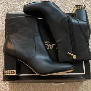 Brand New never worn Karl Lagerfeld ankle booties
